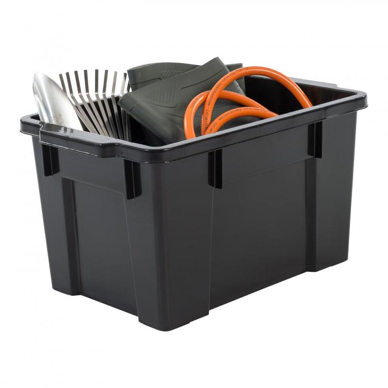 Iris powerbox met deksel - 21 liter