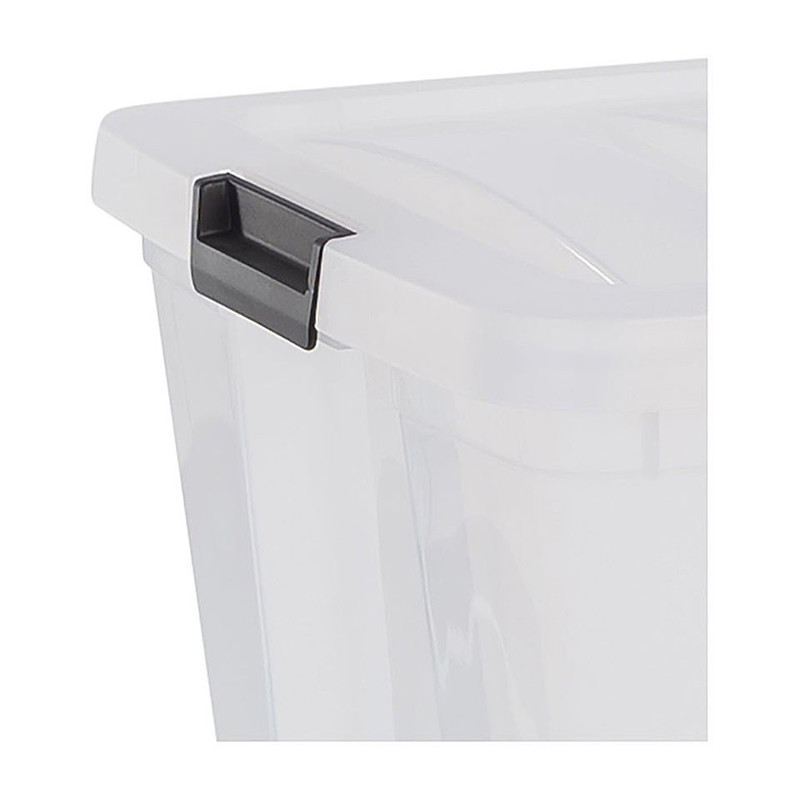 Iris clearbox - 45 liter  - transparant