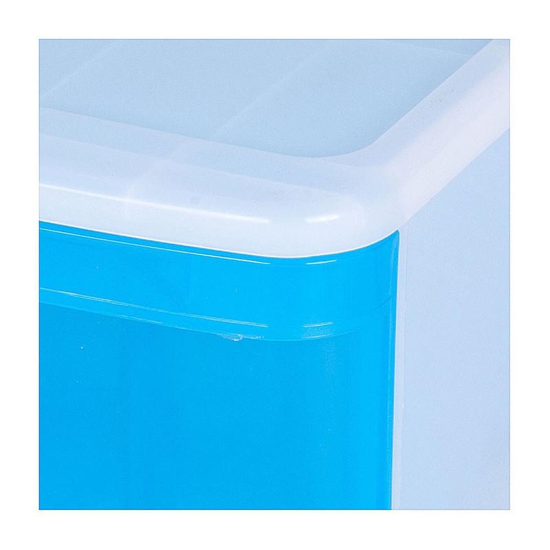 Iris ladesysteem - 11 liter - blauw