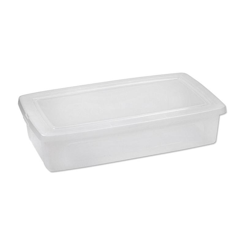 Iris clearbox onder-het-bed - 30 liter