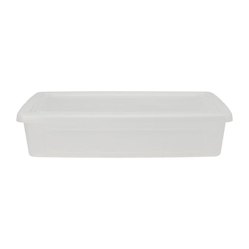 Iris clearbox onder-het-bed - 35 liter