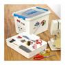 Sunware Q-line naaibox - 22 liter - wit