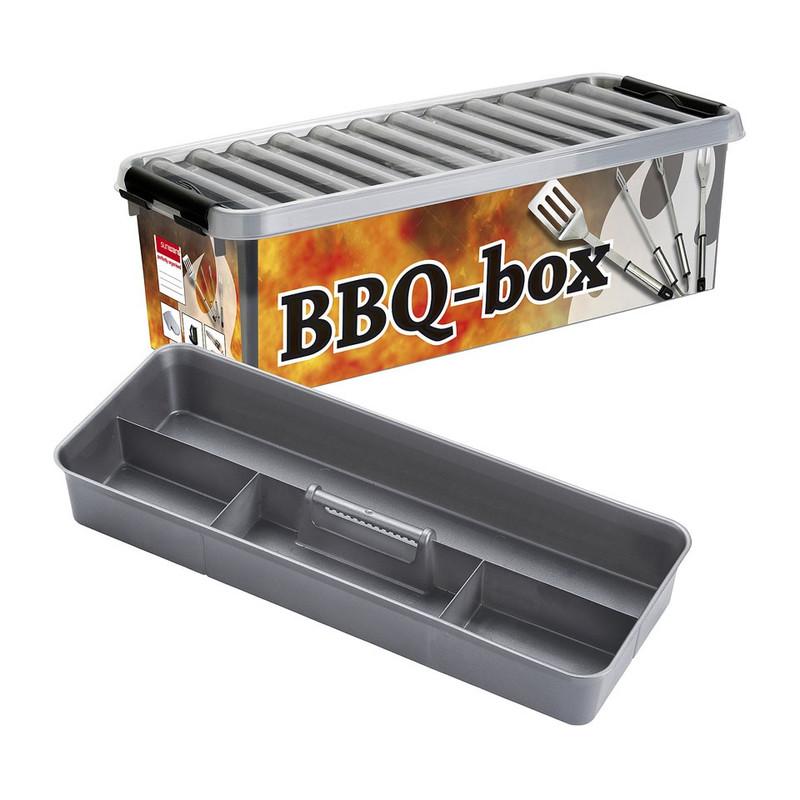 Sunware Q-line BBQ-box - 9.5 liter