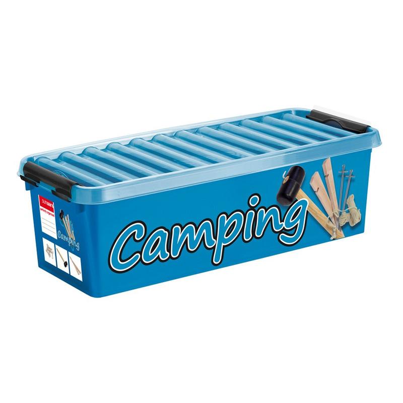 Sunware Q-line campingbox - 9.5 liter