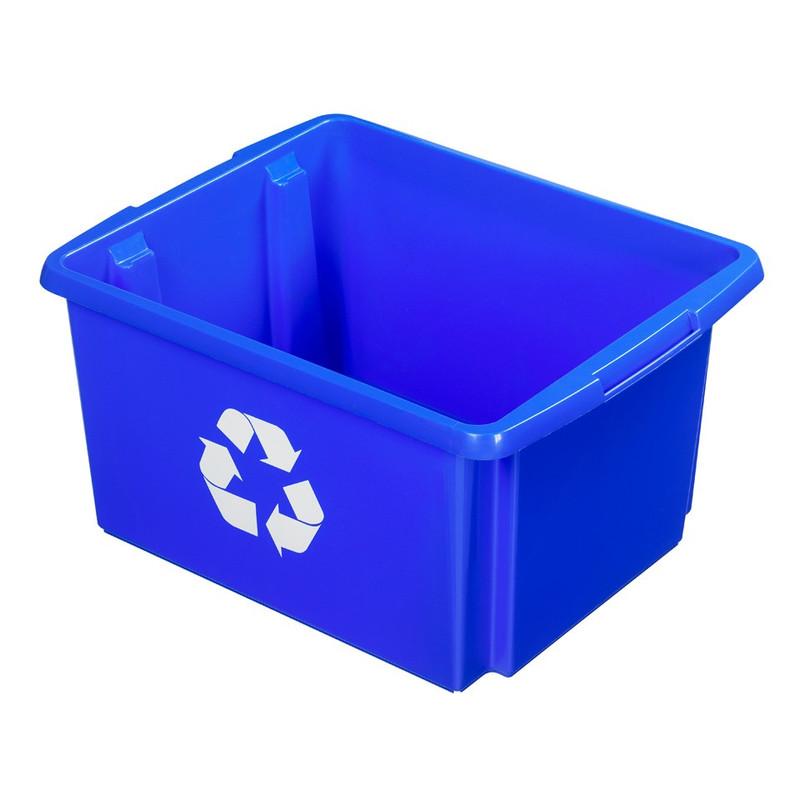 Sunware Nesta eco box - 32 liter - blauw