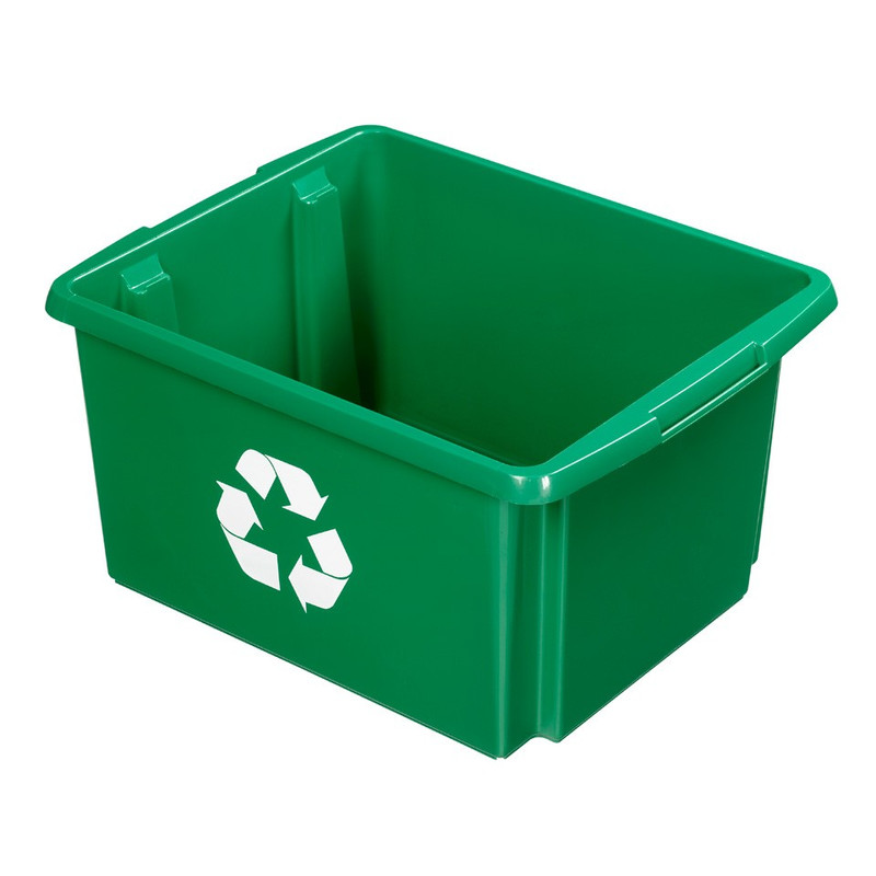 Sunware Nesta eco box - 32 liter - groen