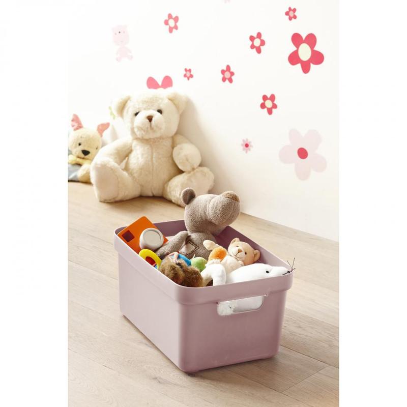Sunware opbergbox Sigma home - 13 liter - roze