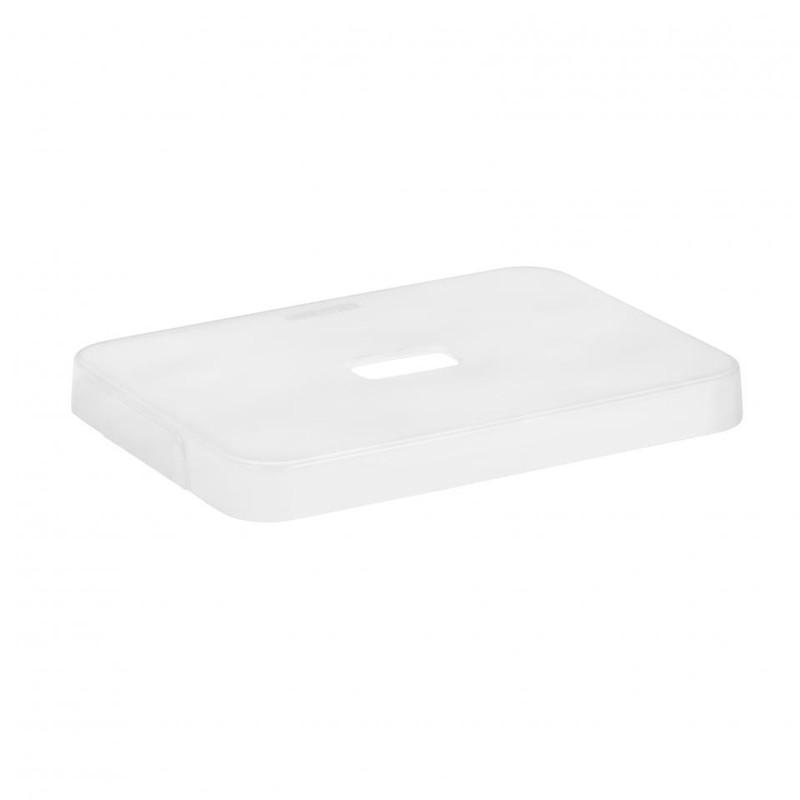 Sunware deksel voor Sigma home opbergbox 13 liter - transparant
