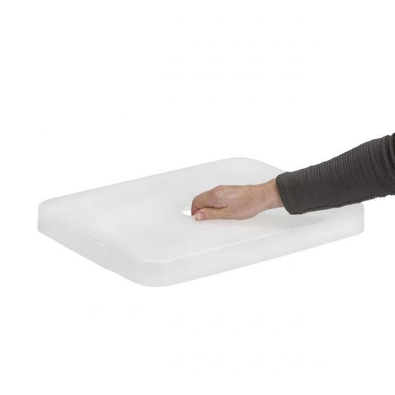 Sunware deksel voor Sigma home opbergbox 24 & 32 liter - transparant