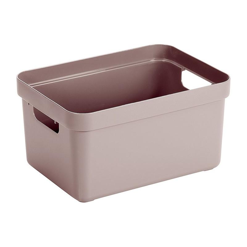 Sunware opbergbox Sigma home- 5 liter - roze