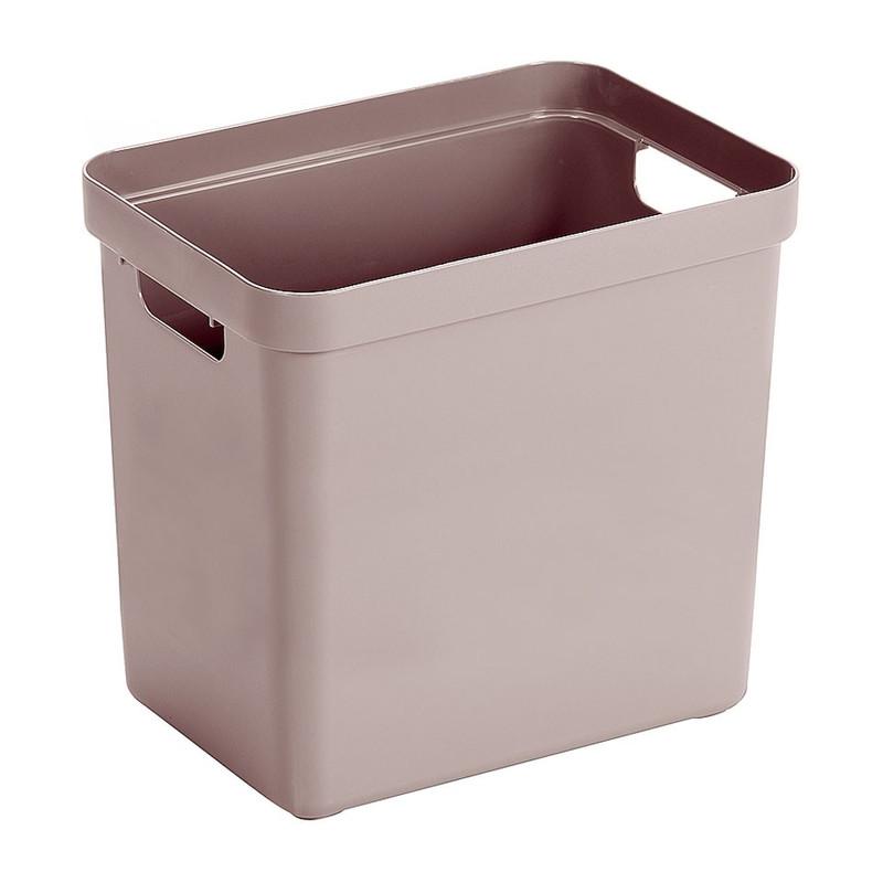 Sunware opbergbox Sigma home - 25 liter - roze