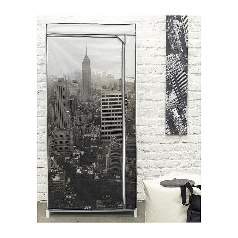 Compactor kledingkast Empire State Building