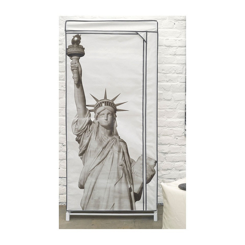 Compactor kledingkast Statue of Liberty