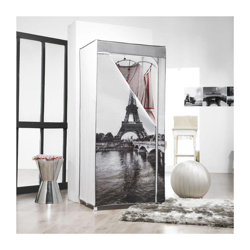 Compactor kledingkast Eiffeltoren