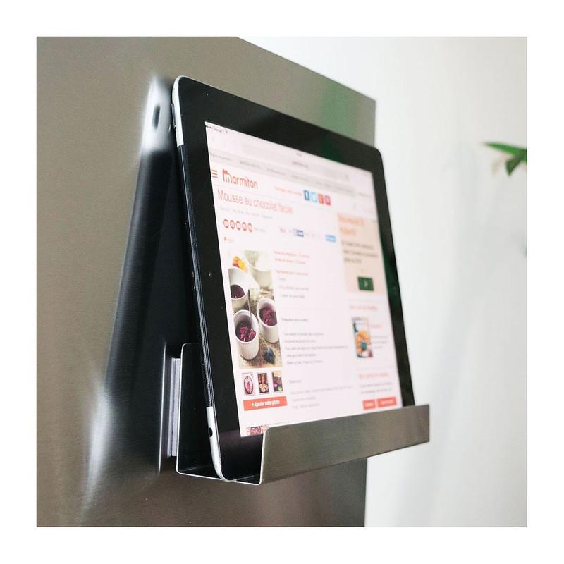 Compactor magneet tablet- of boekhouder