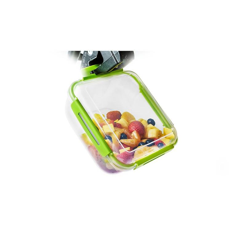 Saladebox - 1.7 liter - groen