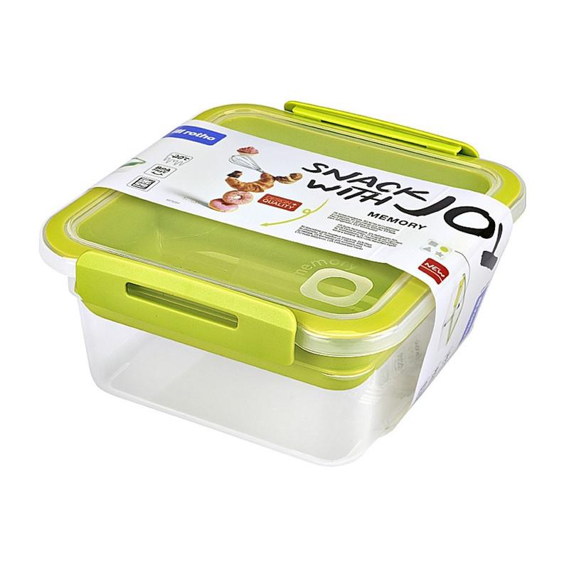 Snackbox - 1.0 liter - groen