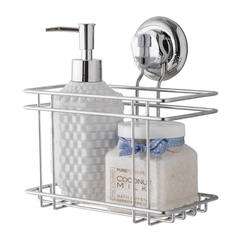 Compactor Bestlock badkamerrek groot met zuignap