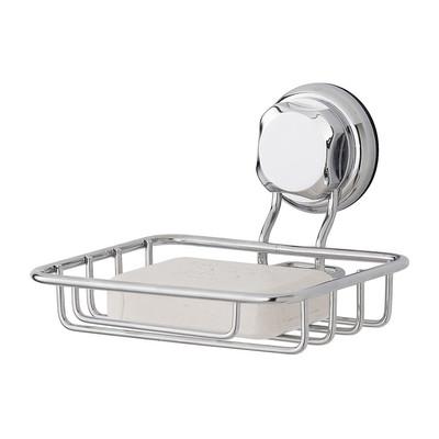 Compactor Bestlock zeep en spons houder met zuignap