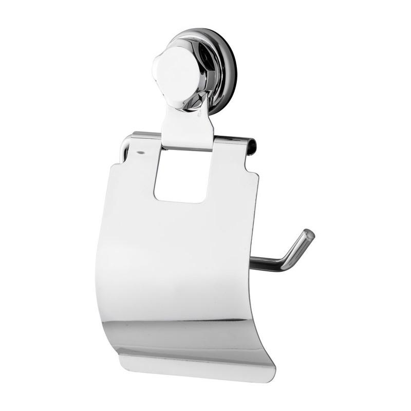 Compactor Bestlock toiletpapier houder met zuignap