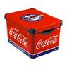 Curver Stockholm decobox L - 25 liter - Coca Cola