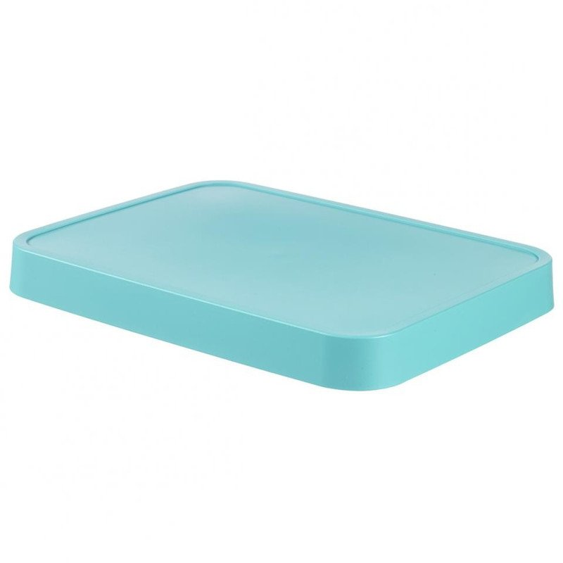 Curver Infinity lid - 11 & 17 liter - blauw