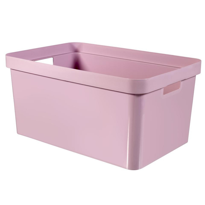 Curver Infinity box - 45 liter - roze