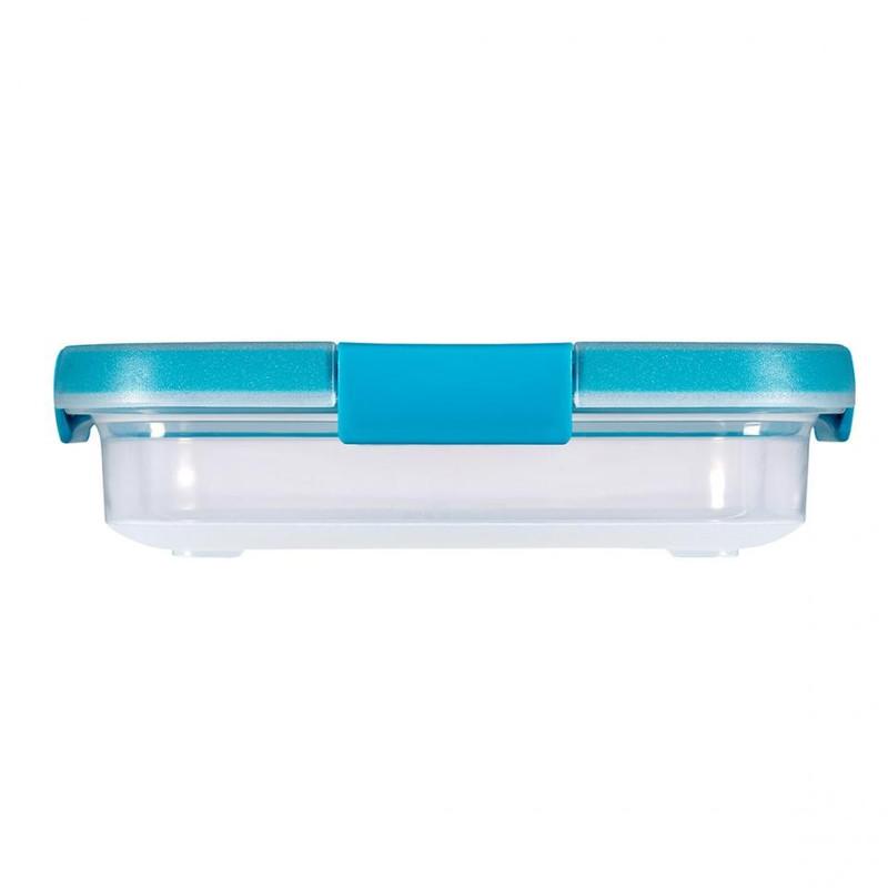 Curver Smart Fresh vershouddoos - rechthoekig - 0,7 liter - blauw
