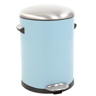 EKO pedaalemmer Belle - 5 liter - lichtblauw