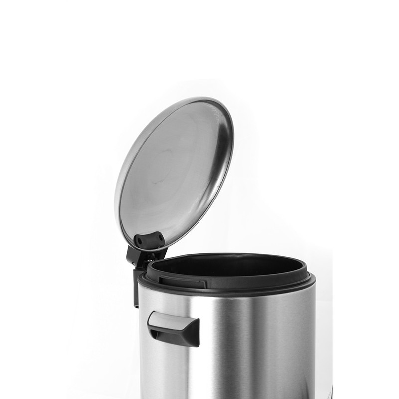 EKO pedaalemmer Belle - 20 liter - RVS mat