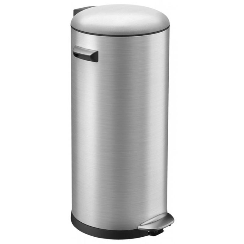 EKO pedaalemmer Belle - 30 liter - RVS mat