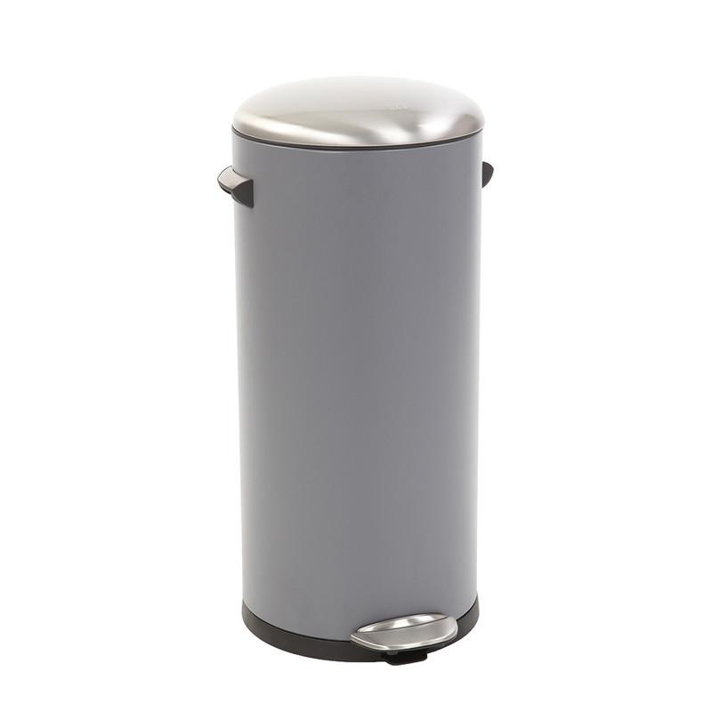 EKO pedaalemmer Belle - 30 liter - grijs