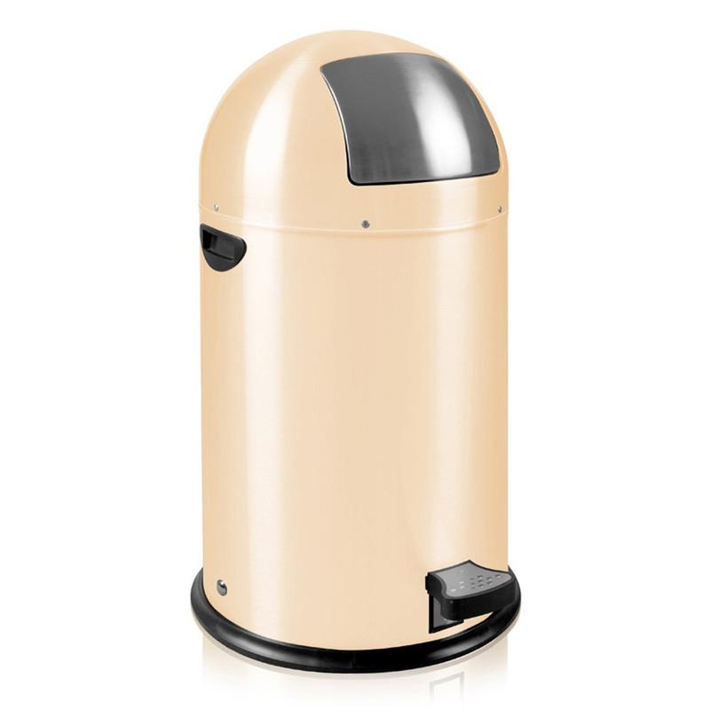 EKO kickcan - 33 liter - crème