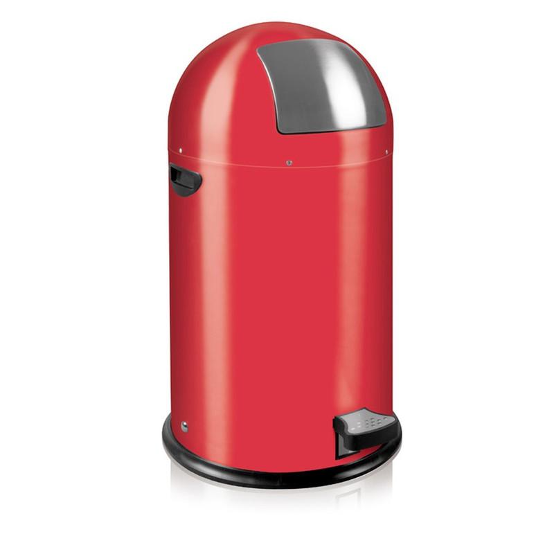 EKO kickcan - 33 liter - rood