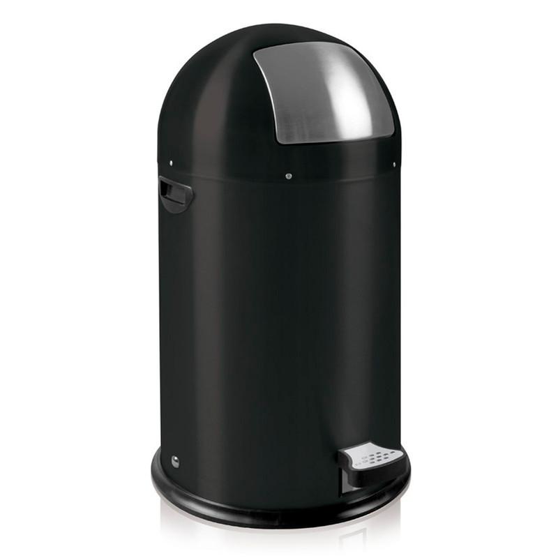 EKO kickcan - 33 liter - zwart