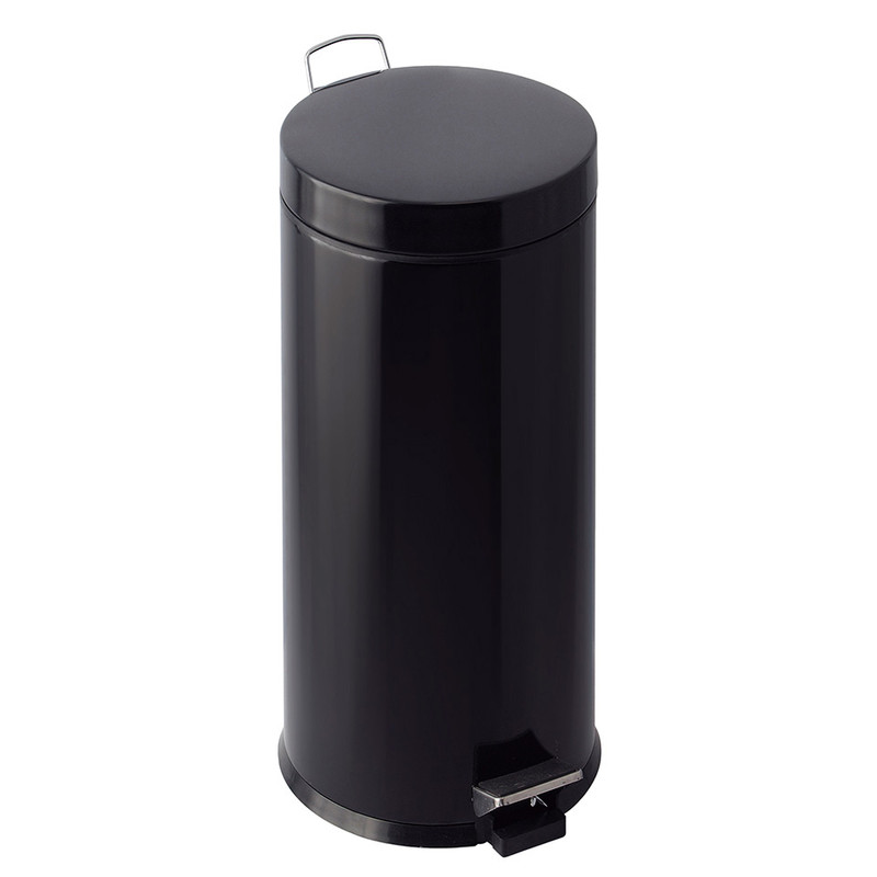V-Part pedaalemmer classic - 30 liter - zwart