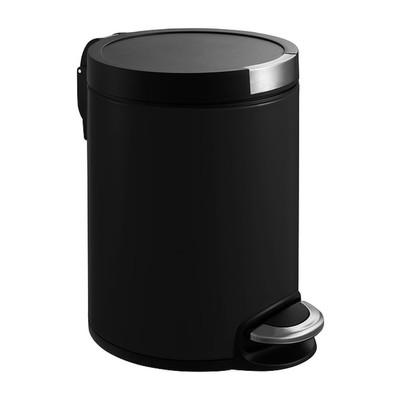 EKO pedaalemmer artistic - 5 liter - zwart