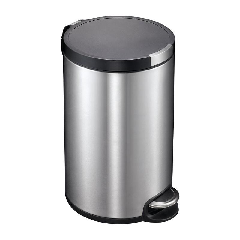 EKO pedaalemmer artistic - 20 liter - RVS mat