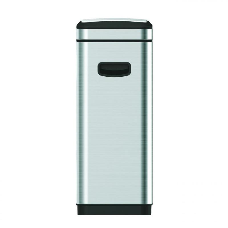 EKO touch bin Tina - 30 liter - RVS mat
