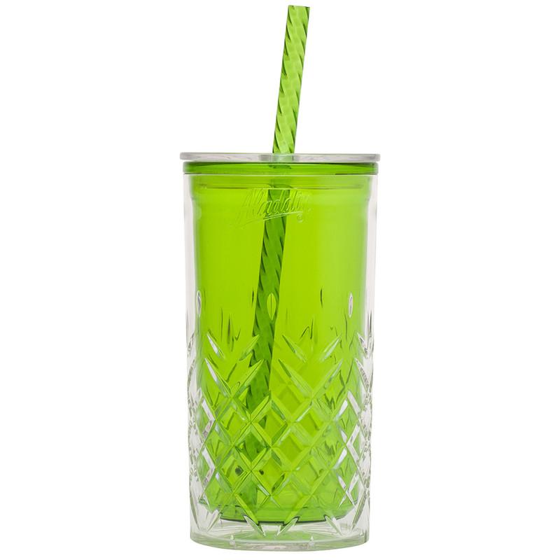 Aladdin classic drinkbeker dubbelwandig - 47 cl - groen