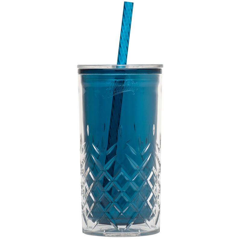 Aladdin classic drinkbeker dubbelwandig - 47 cl - blauw
