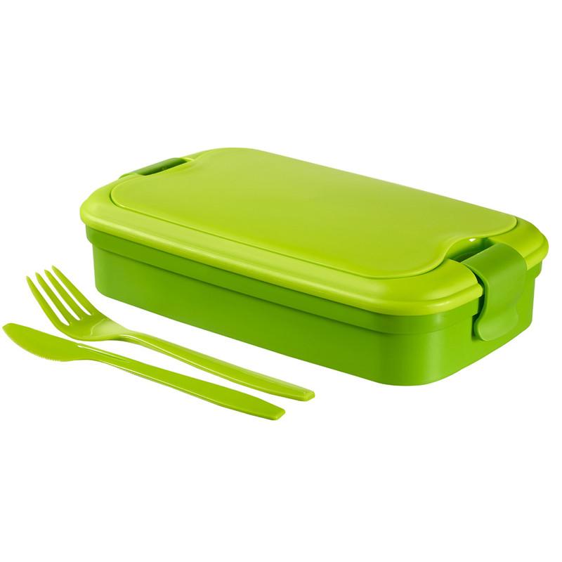 Curver lunch&go vershouddoos - groen