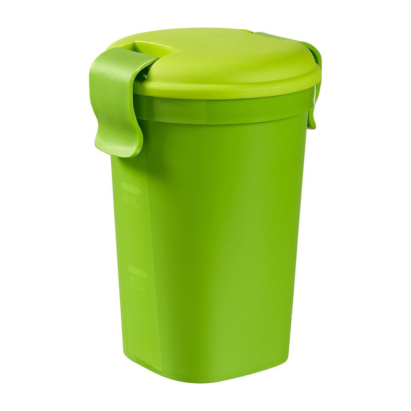 Curver lunch&go cup - 60 cl - groen
