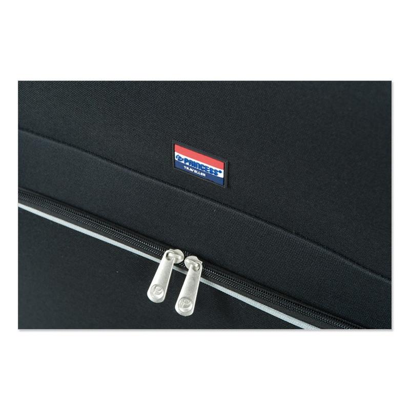 Princess koffer Barcelona - 55 cm - zwart