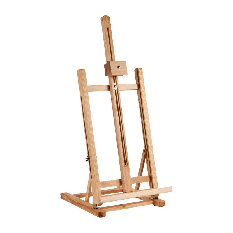 Schildersezel - tafelmodel - 66x30x7 cm