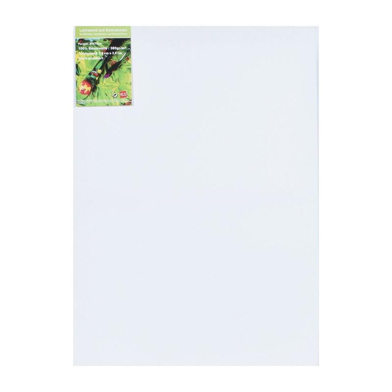 KLS schildersdoek - 380gr - katoen - 50x70cm - op spieraam
