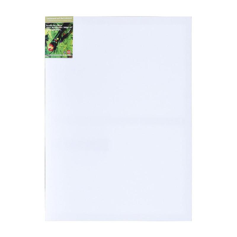 KLS schildersdoek - 380gr - katoen - 60x80cm - op spieraam
