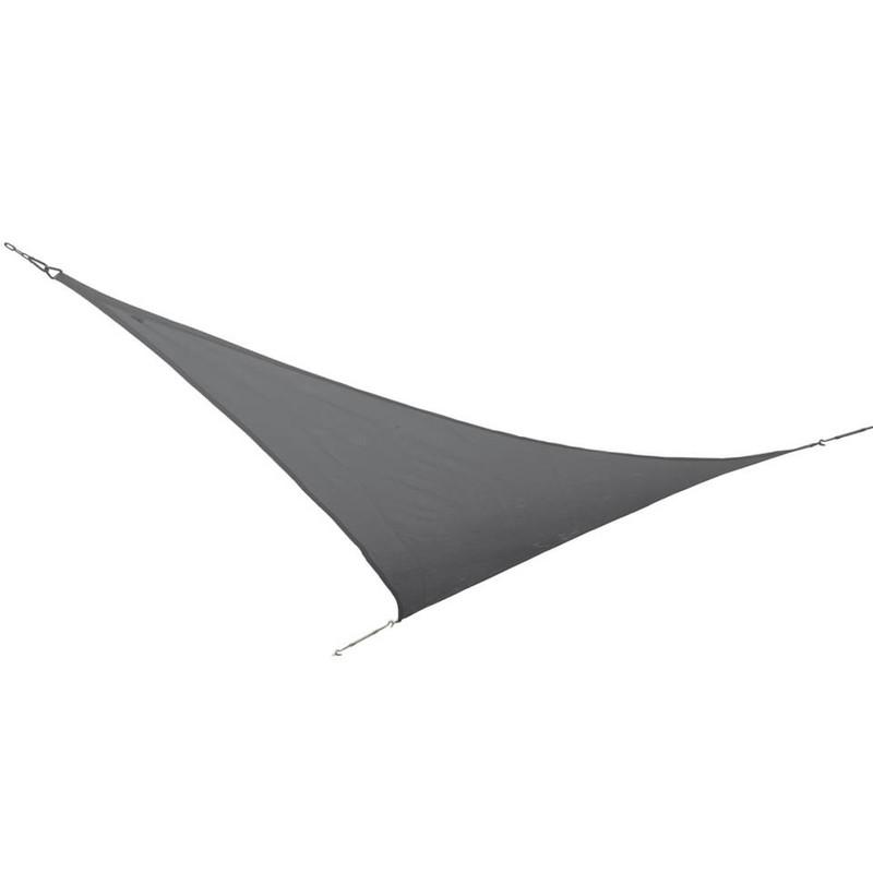 Bo-Garden schaduwdoek driehoek - 3.6 meter - antraciet