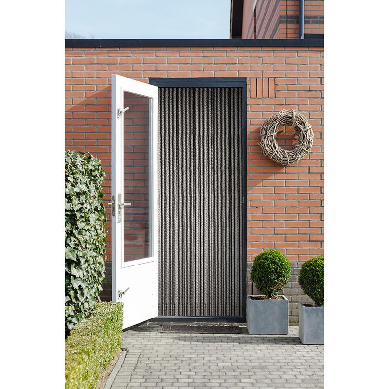 2LIF deurgordijn Parijs - helder - 93x210 cm