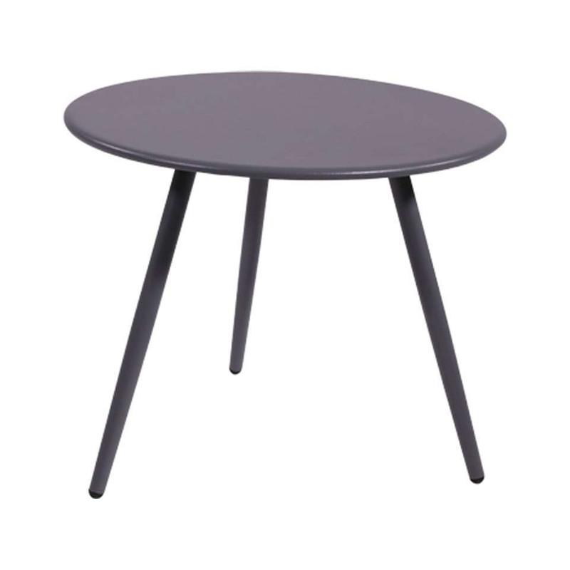 Bijzettafel Rafael - 45 cm - blueberry grey